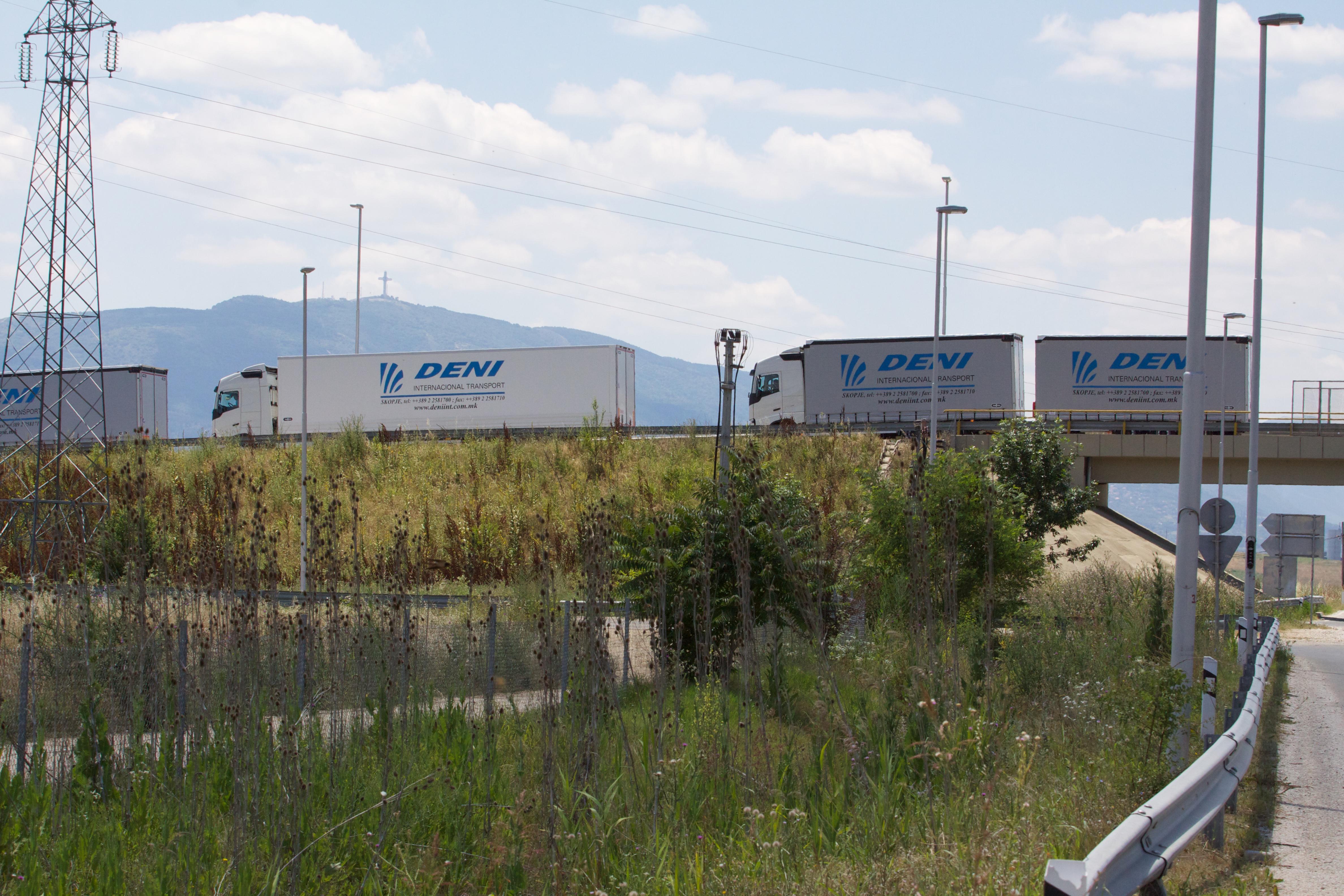 Types Road Cargo Transportation