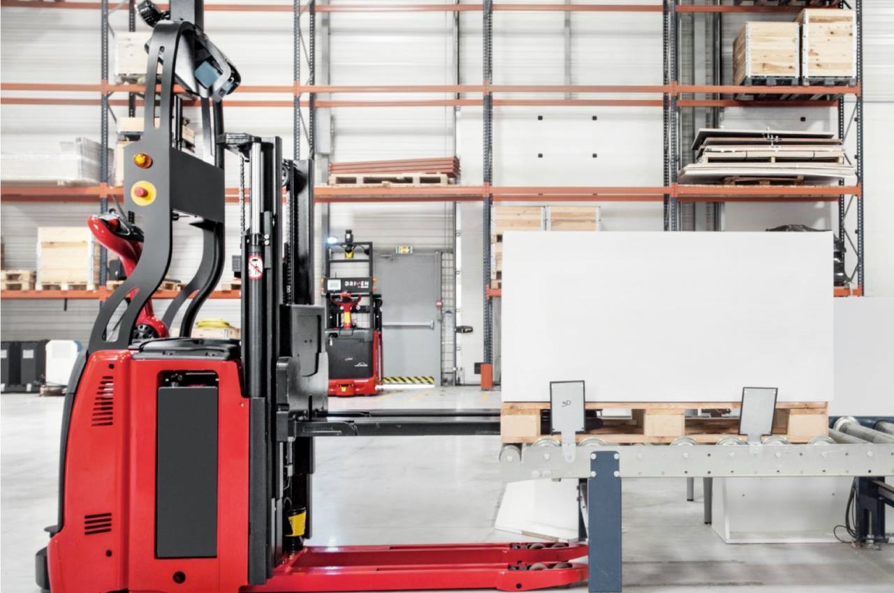 Right Forklift For Your Warehouse
