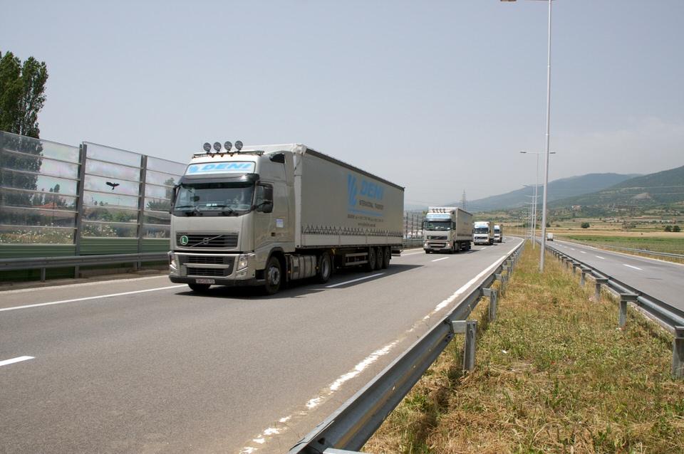 Full Truckload FTL Deni Internacional
