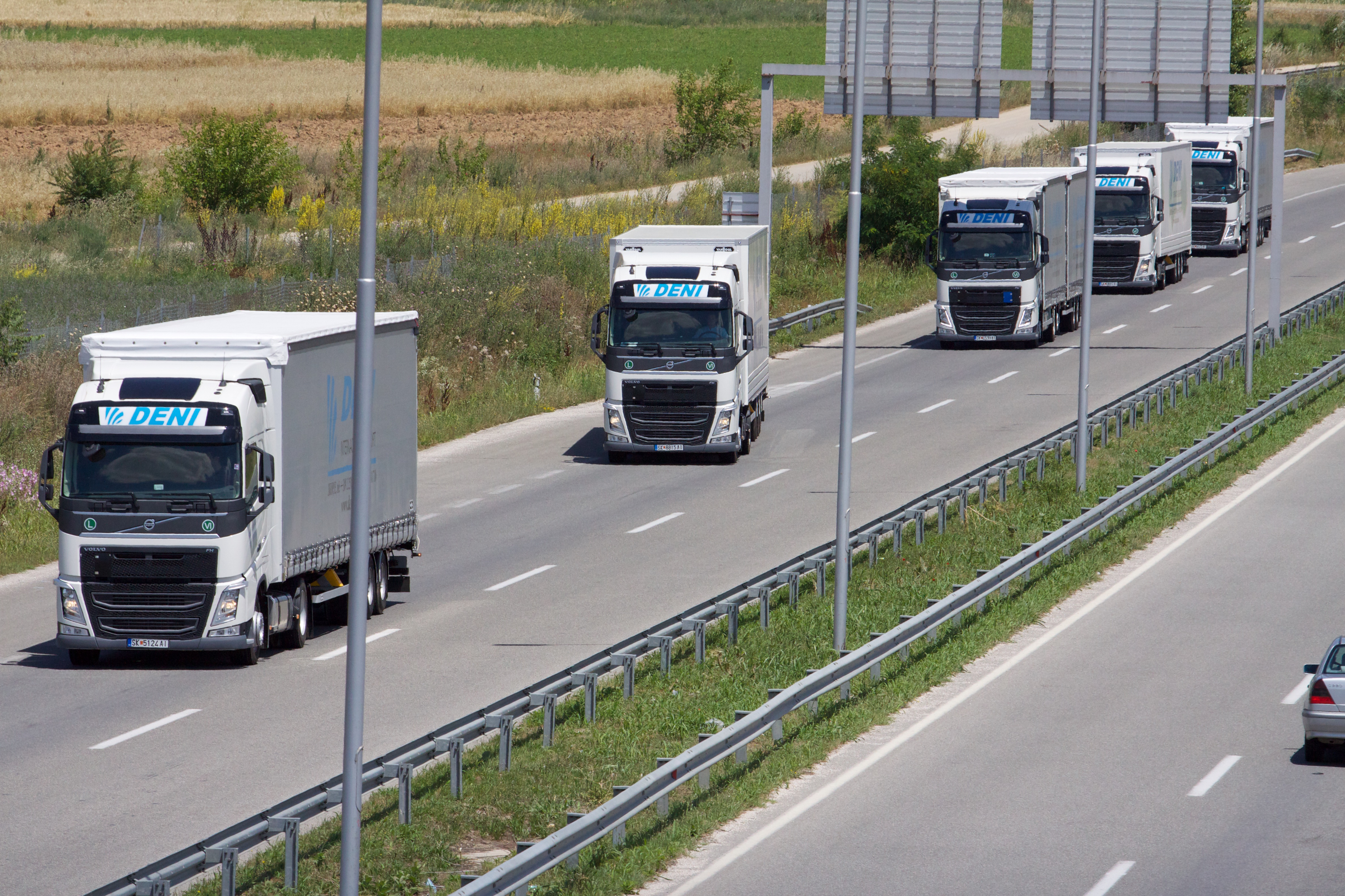 Dangerous Goods and Hazardous Materials transportation Deni Internacional